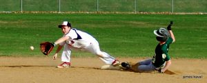 stealing bases