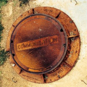 communication manhole